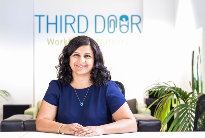 "11 años de ""Coworking and Nursery"" Conoce a Shazia Mustafa, Co-founder Third Door"