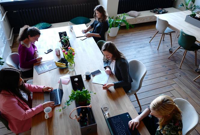Cobaby en espacios de coworking