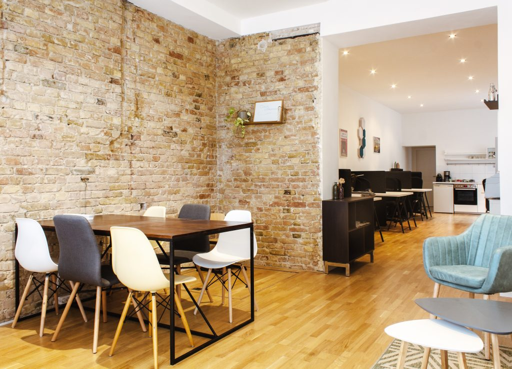 Coworking space WorknKid