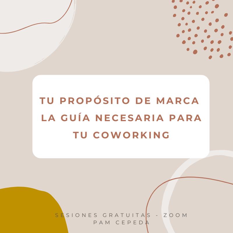 Desarrollo de Marca coworking with kid